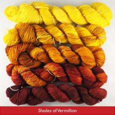 Shades of Vermillion