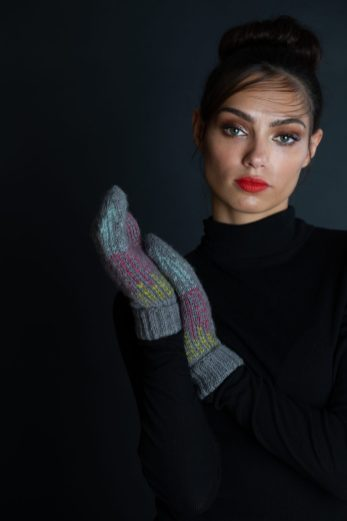 Spinel Mittens by Becky Sorensen for JEWELS-3
