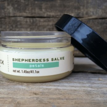 Shepherdess Salve