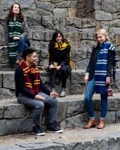 HPKM_Hogwarts House Scarves_Image 1