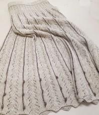 Soho Skirt - Long by Jeane deCoster