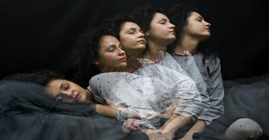 Fibromyalgia: Patients wake up more than 6 times a night