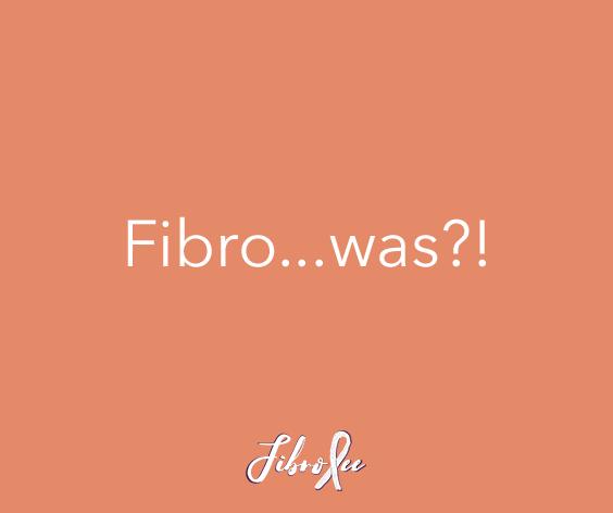 Fibromyalgie-Bullshit-Bingo Vol. 2 Fibro...was?