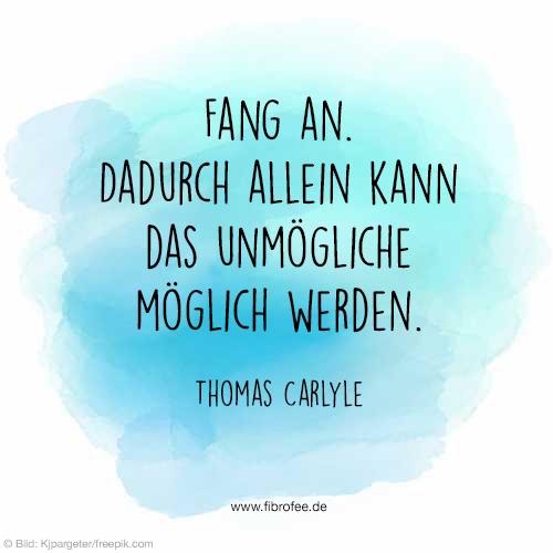 Das Unmögliche - T. Carlyle