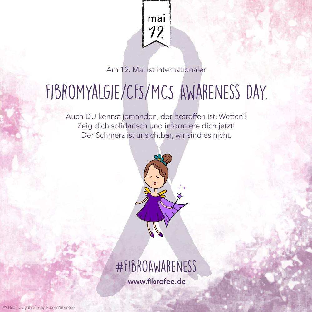 Fibromyalgie Awareness Day