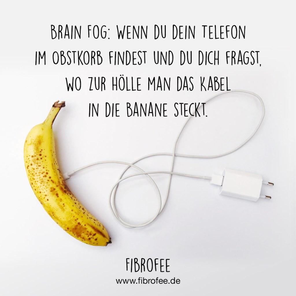 Brain Fog Banane