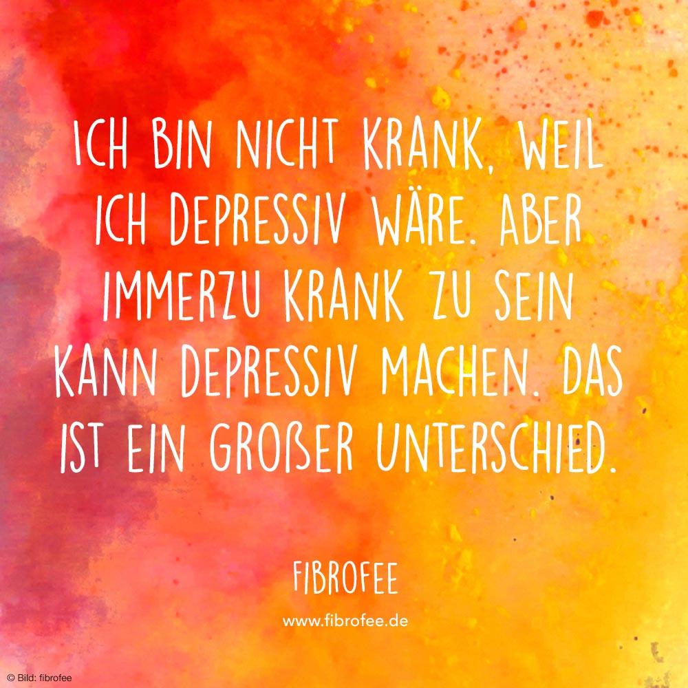 Nicht depressiv