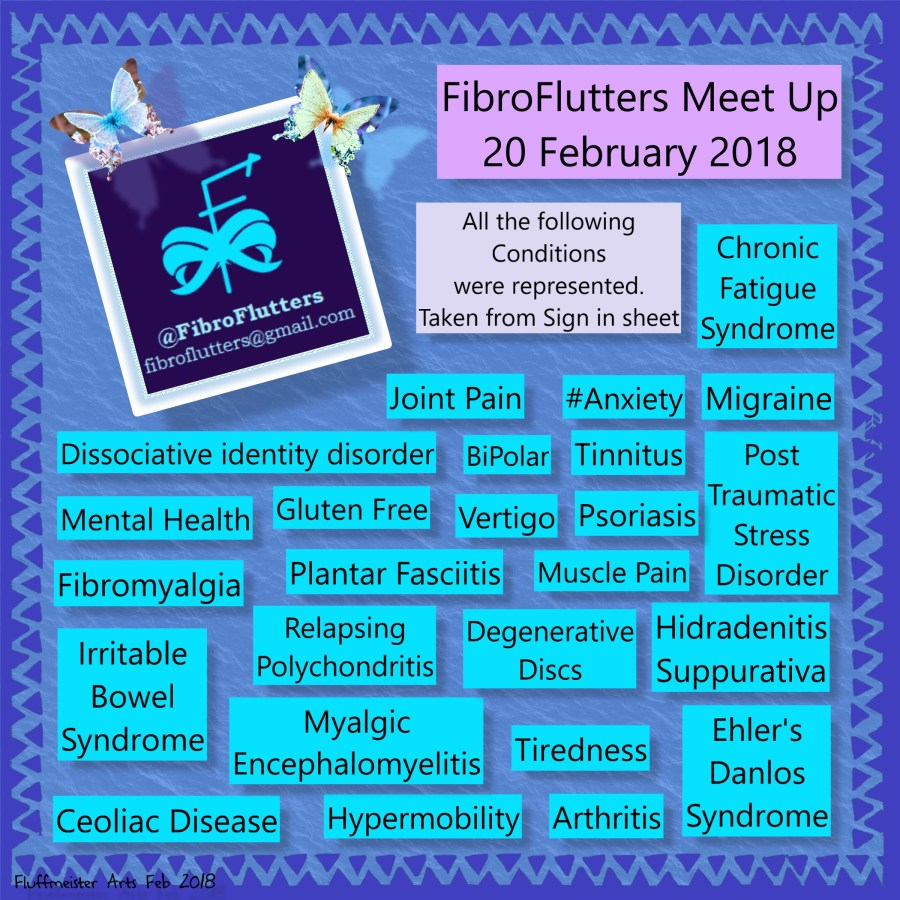 Condition Representation Poster for meet up 20 feb 2018