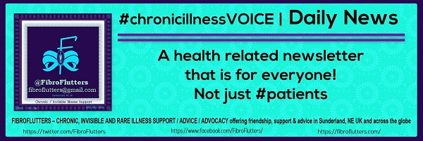 ChronicillnessVOICE DAILY NEWS header PAINT