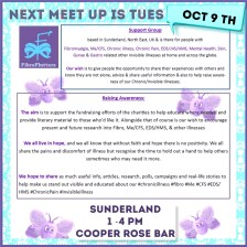 meet up poster 9 oct 2018