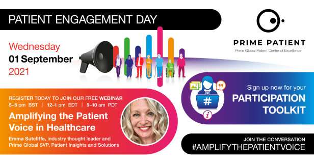 Patient Engagement Day with Prime Patient - Did you miss it?