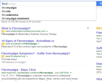 Fibromyalgia Search Results