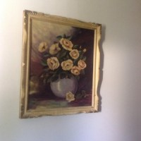 Oil Painting by my Grandmother