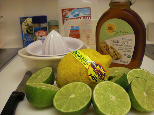 Natural Treatment For Uterine Fibroids Using The Master Cleanse?