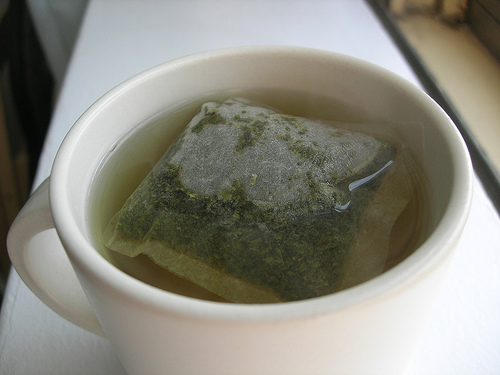 Green Tea And Fibroids and Why You Should Drink Up!