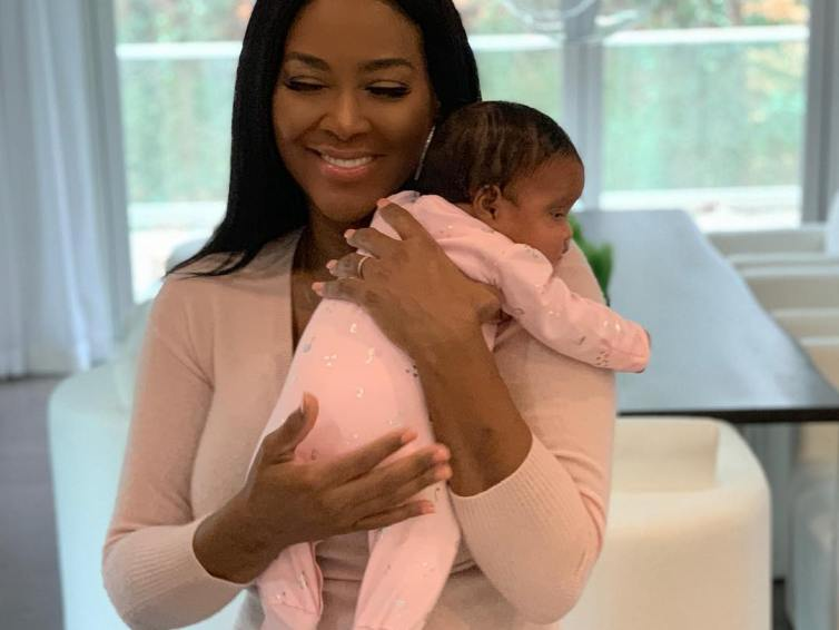 RHOA Kenya Moore's Delivery Complicated By Fibroids