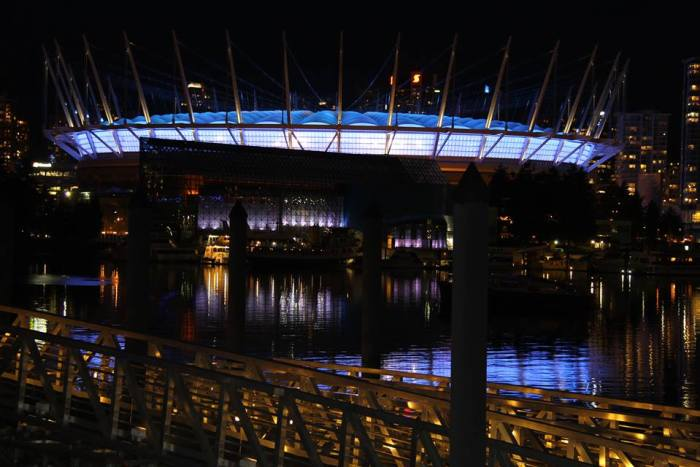 BC Place Staium, Vancouver