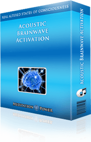 acoustic brainwave activation