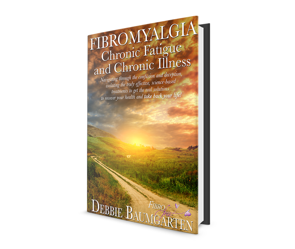 Why I wrote a Book about Fibromyalgia