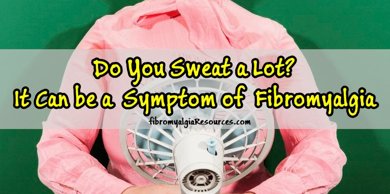 sweating fibromyalgia