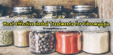 Most Effective Herbal Treatments for Fibromyalgia