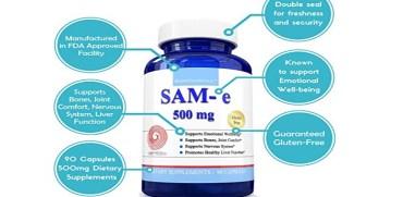 Sam-e for fibromyalgia treatment