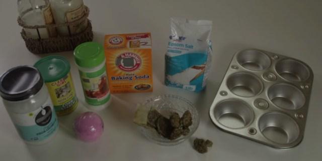 cannabis bath bombs for fibromyalgia ingredients