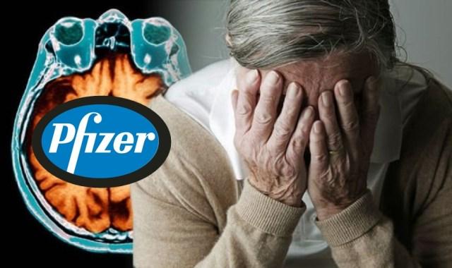 Pfizer and Alzheimer