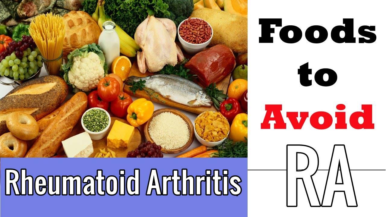 Rheumatoid Arthritis Diet Food To Avoid Fibromyalgia Women