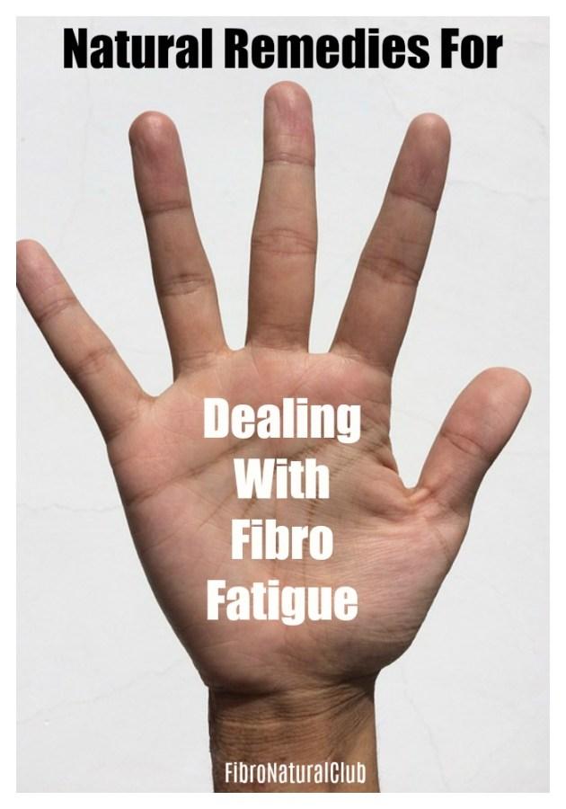 Natural remedies for fibro fatigue