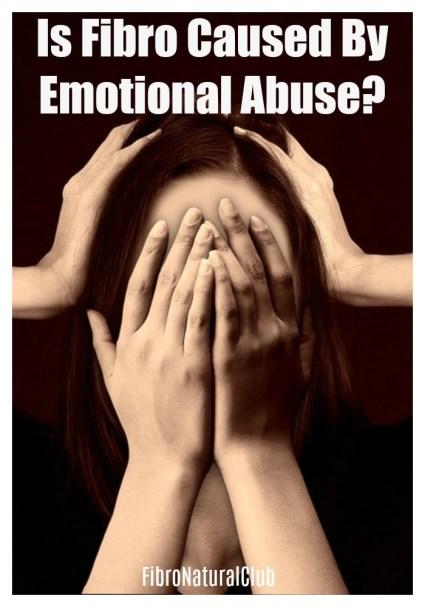 Fibromyalgia and emotional abuse