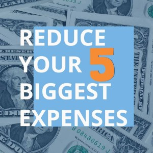 Eliminating Your Expenses