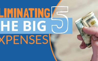 How Eliminating Your Big 5 Expenses Can Accelerate Your Path To FI