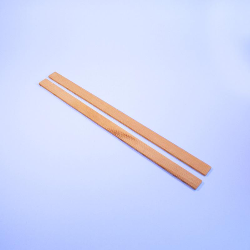 réguas de madeira