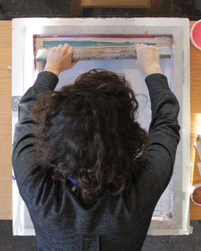 Flash Workshops de Serigrafia