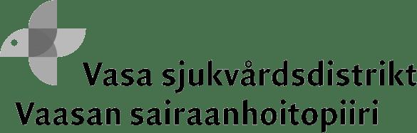 Vaasan sairaanhoitopiirin logo