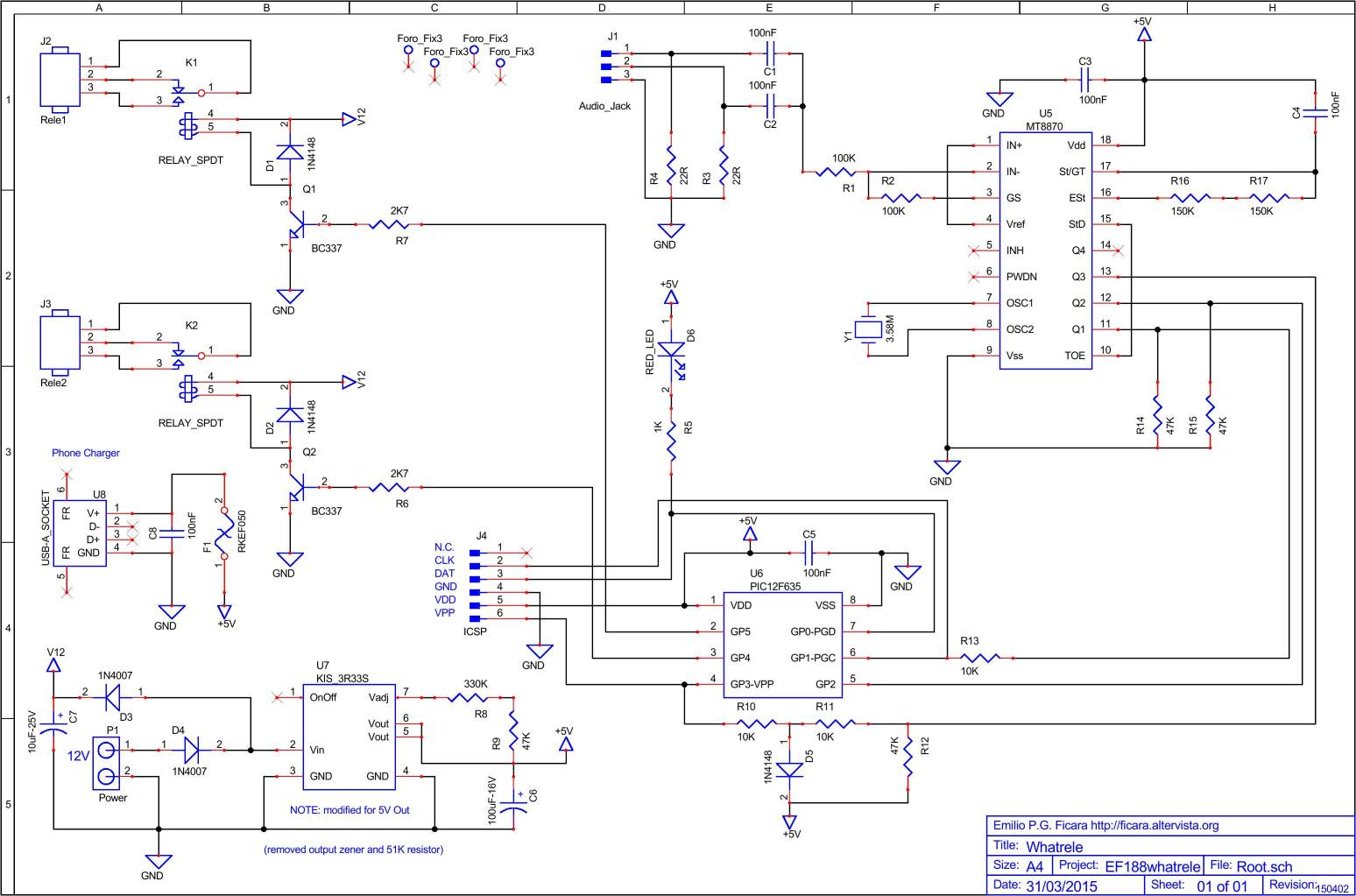 dtmf decoder ic mt8870 pin diagram single pole switch with pilot light wiring relays on off whatsapp messages emilio
