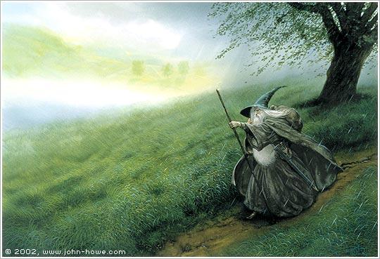 Mis héroes Favoritos (y 8): Gandalf, el Héroe Sabio (1/2)