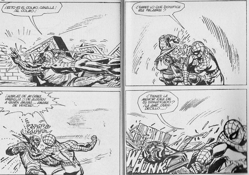 Mis Héroes favoritos II (2 y 3 de 10): SPIDERMAN, el héroe amistoso; Aureliano Buendía, el héroe de la derrota (2/5)