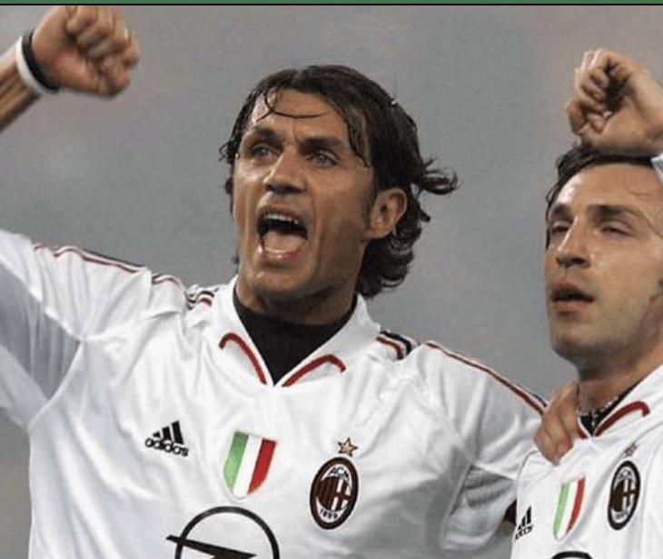 Paolo Maldini Familia en el Deporte