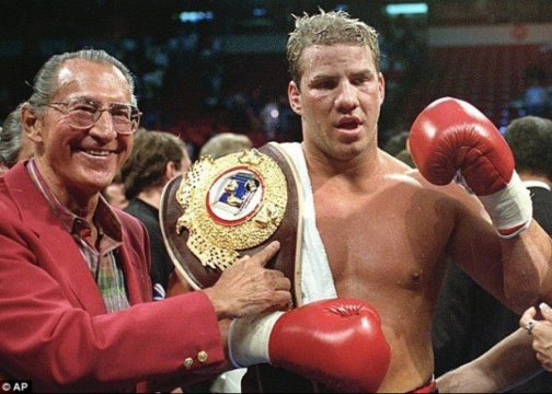 Addictions in Sports: Tommy Morrison