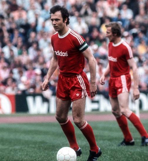 Franz Beckenbauer FCBayern