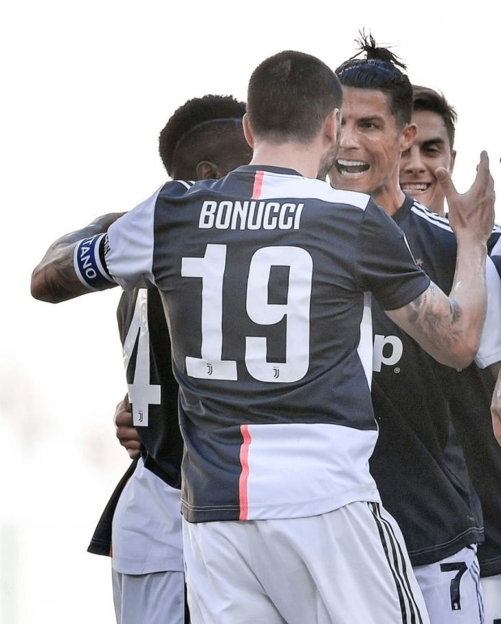 Juventus Serie A TIM Jornada 30