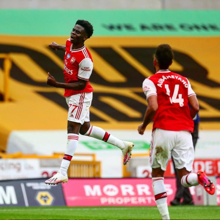 Arsenal Premier League Jornada 33