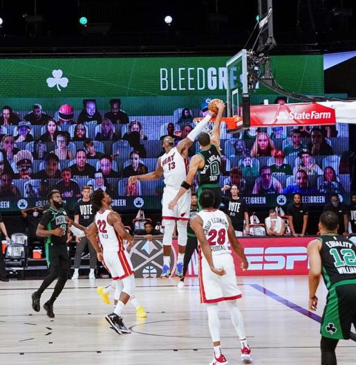 Heat NBA Playoffs: 15/09/20