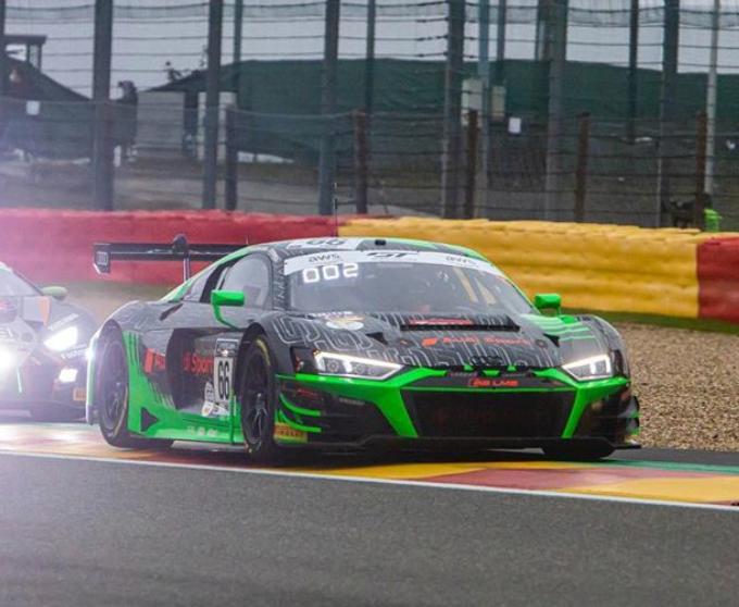 Audi Sport 24h Spa-Francorchamps 2020