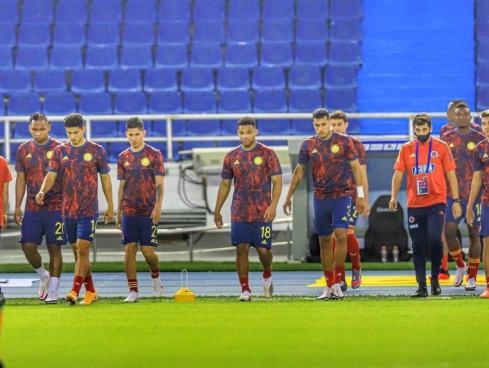 Colombia Eliminatorias Sudamericanas: Jornada 1