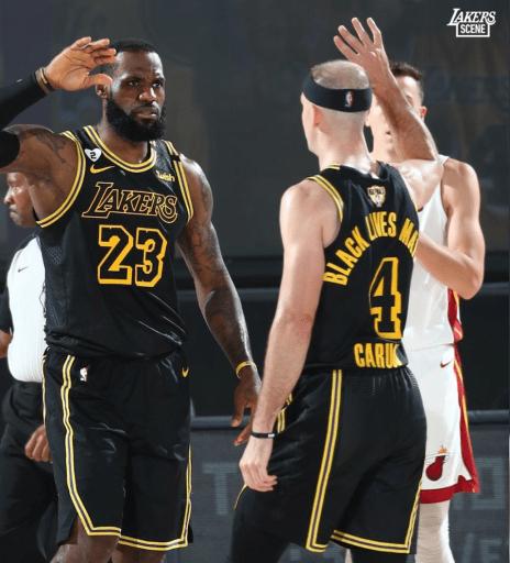 Lakers Finales NBA 2020: Juego 2