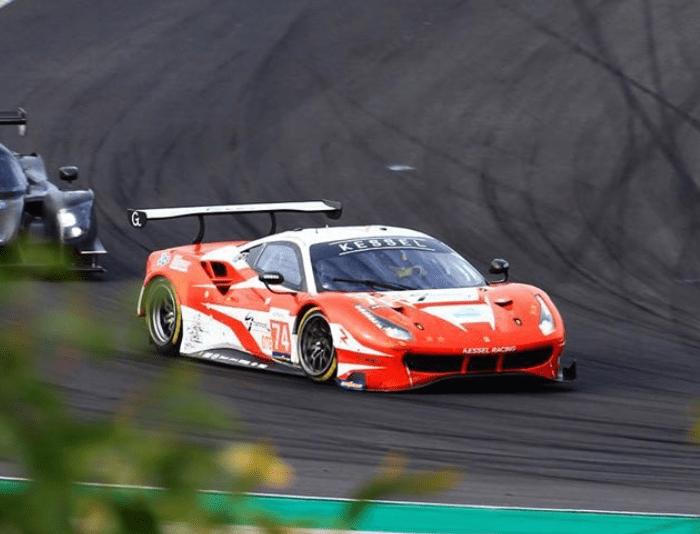 <em>Fuente: Ferrari Races (Instagram)</em>