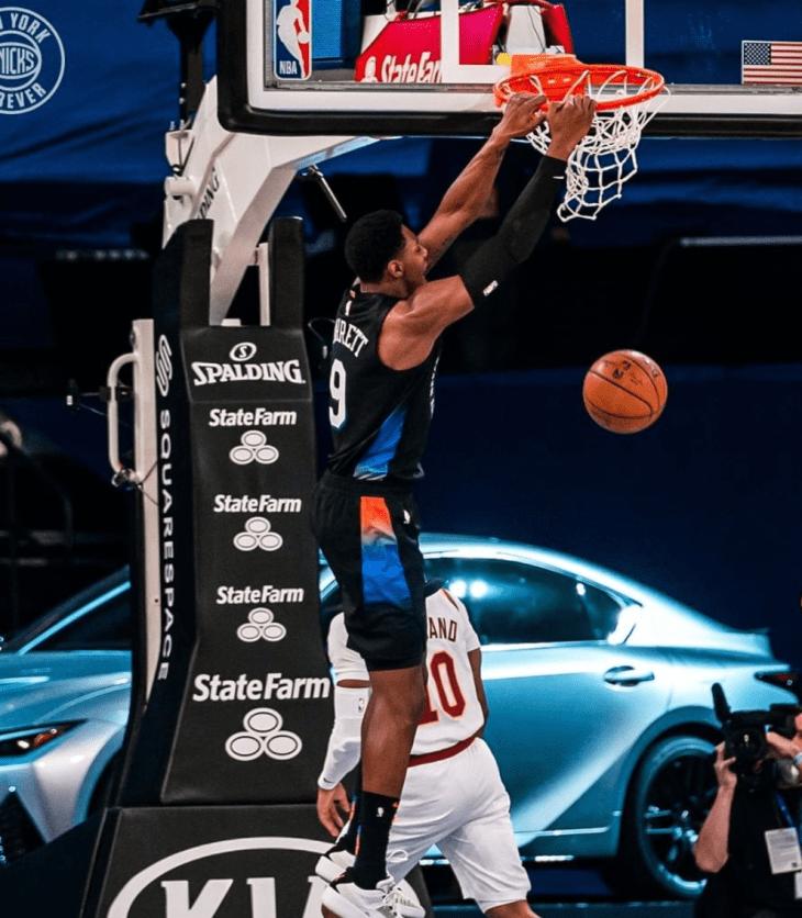Knicks NBA 29/01/21